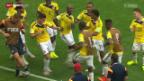 Video «Die lateinamerikanischen Teams im Hoch» abspielen