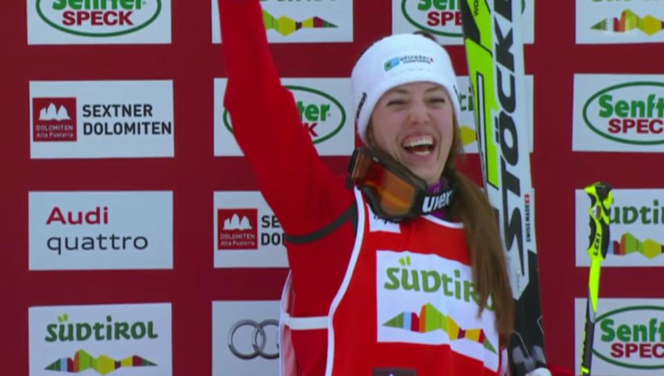 Katrin Müller – eine Medaillenhoffnung für Sotschi