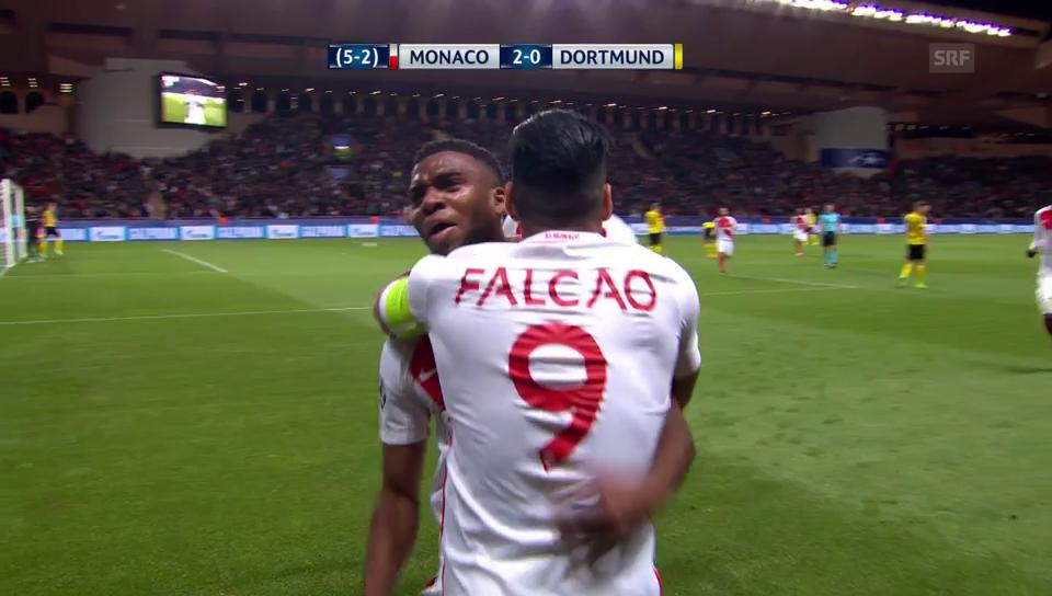 Zusammenfassung Monaco - Dortmund