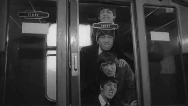 Video «Trailer «A Hard Day's Night»» abspielen