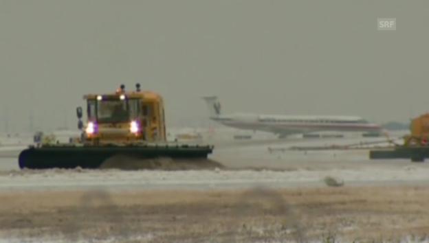 Video «Der Winter hat die US-Ostküste im Würgegriff.» abspielen