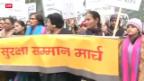 Video «Erneute Gruppenvergewaltigung in Indien» abspielen