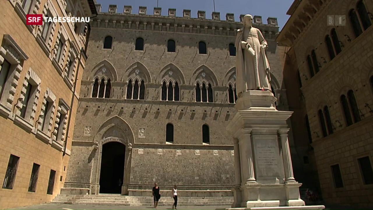 Italienische Banken am Abgrund