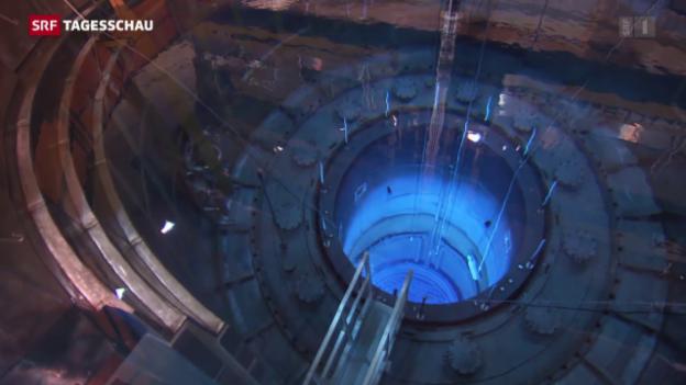 Video «Ständerat lehnt Atomausstiegs-Initiative ab» abspielen