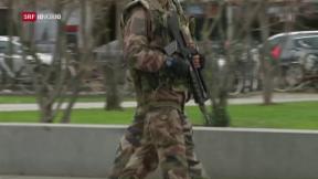 Video «Anti-Terror-Massnahmen auf Kosten der Freiheit» abspielen