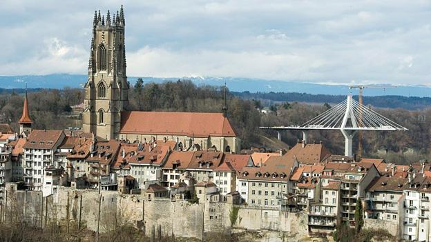 Glockengeläut der Cathédrale St. Nicolas, Fribourg