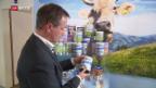 Video «Schweizer Milch für Syrien» abspielen