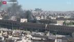 Video «Viele Tote bei Anschlag auf Jemens Verteidigungsministerium» abspielen