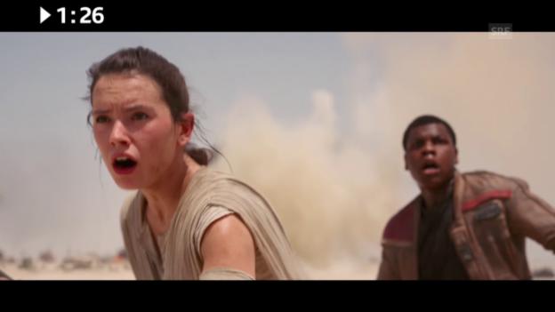 Video «Filmstart diese Woche: «Star Wars: Episode VII»» abspielen