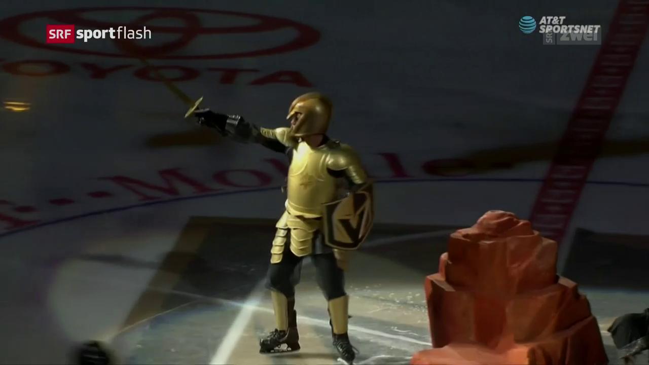 Die goldenen Ritter sind nicht aufzuhalten