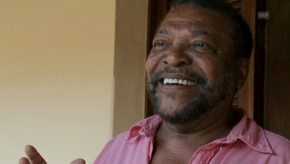 Martinho da Vila über die Samba