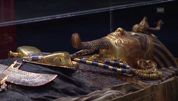 Video «Zahi Hawass: Tutanchamun war schwerbehindert» abspielen