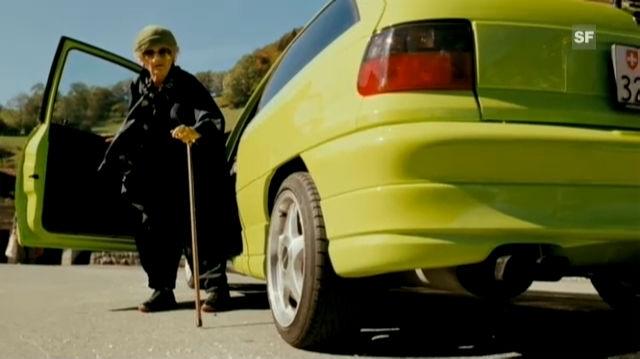 Ausschnitt mit Stephanie Glaser aus dem Film «Tandoori Love». Regie: Oliver Paulus, Drehbuchautoren: Stefan Hillebrand und Oliver Paulus.