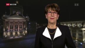 Video «Post-Chefin nimmt Stellung» abspielen