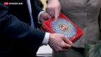 Video «Beziehungspflege mit viel «Schoggi» in Washington» abspielen