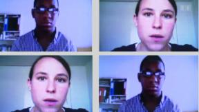 Video «Wenn Bewerber Videos aufnehmen müssen» abspielen