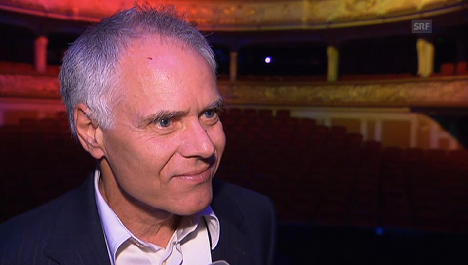Moritz Leuenberger zur Deutschen-Debatte
