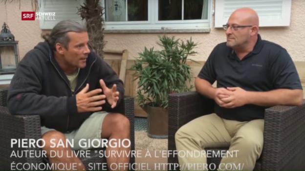 Video «Freysingers dubioser Berater» abspielen