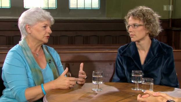 Video «Nachgefragt mit Christine Stark» abspielen