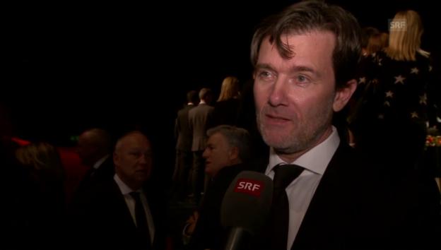 Video «John Jürgens über den Abschied von seinem Vater» abspielen
