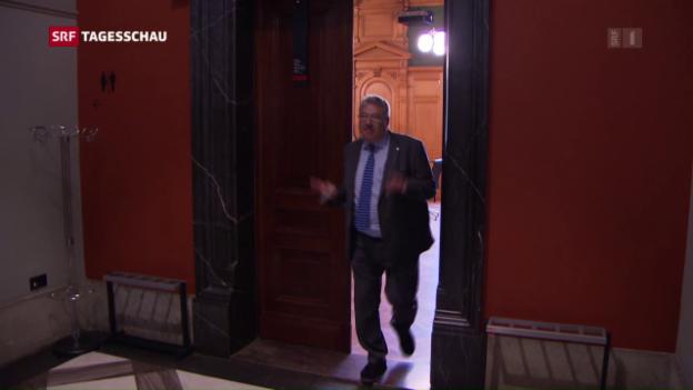 Video «MEI: Jetzt ist der Ständerat am Zug» abspielen