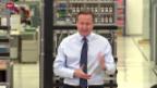 Video «EU offeriert Vorschläge gegen Brexit» abspielen