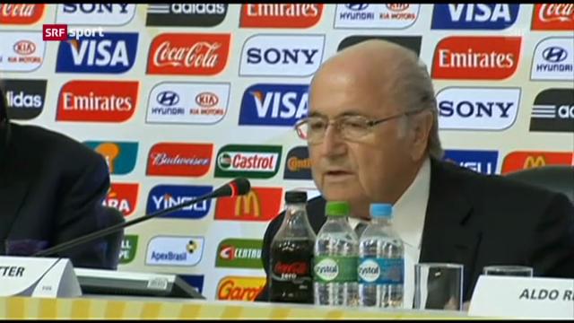 FIFA-Bilanz Confed Cup («sportaktuell»)