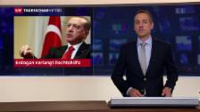 Video «Türkei bittet die Schweiz um Rechtshilfe» abspielen