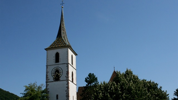 Glockengeläut der Kirche St. Arbogast, Muttenz