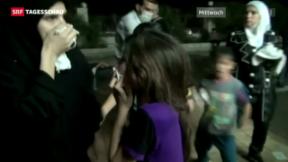 Video «Syrien: Grünes Licht für UNO-Inspektoren» abspielen