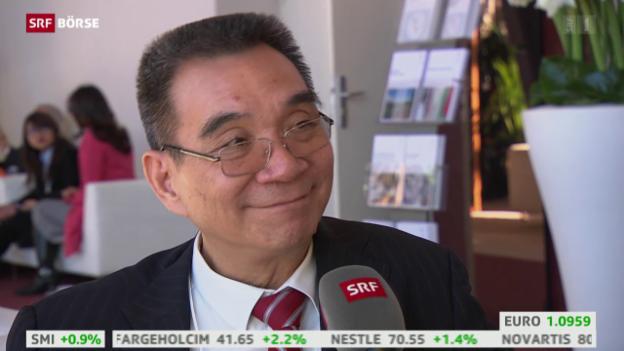 Video «SRF Börse vom 21.01.2016» abspielen