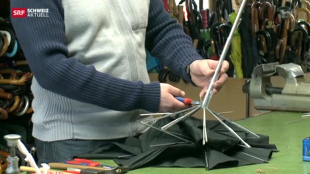 Video «Die letzten Schirmflicker» abspielen