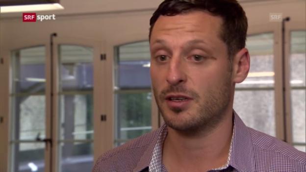 Video «Streit über den Wechsel zu Philadelphia («sportaktuell»)» abspielen