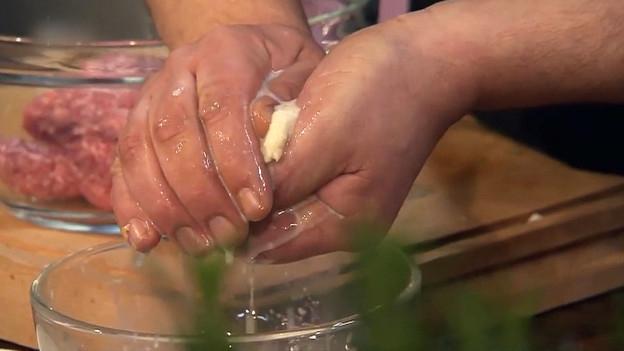 Mangelnde Hygiene in Kochsendungen