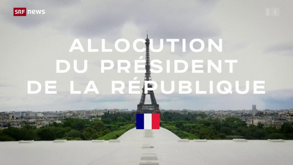 Frankreichs Präsident Macron will Impfpflicht für Plegepersonal