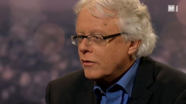 Gast: Peter Bodenmann