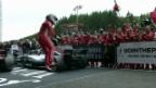 Video «Formel 1: GP von Belgien» abspielen
