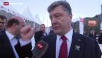 Video «Ukrainische Vermittlungsversuche in Berlin» abspielen