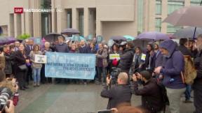 Video «Prozess gegen Menschenrechtsaktivisten» abspielen