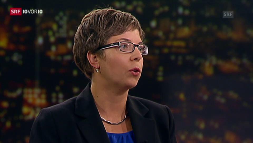 Professorin Stefanie Walter zum griechischen Referendum