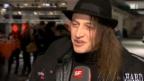 Video «Fünf Teenager als Vorgruppe von «Gotthard»» abspielen