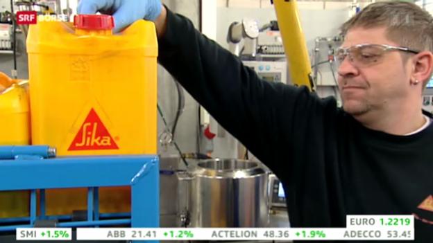Video «SRF Börse vom 28.02.2013» abspielen