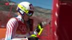Video «Ski: Vonn will Gold bei Dernière» abspielen