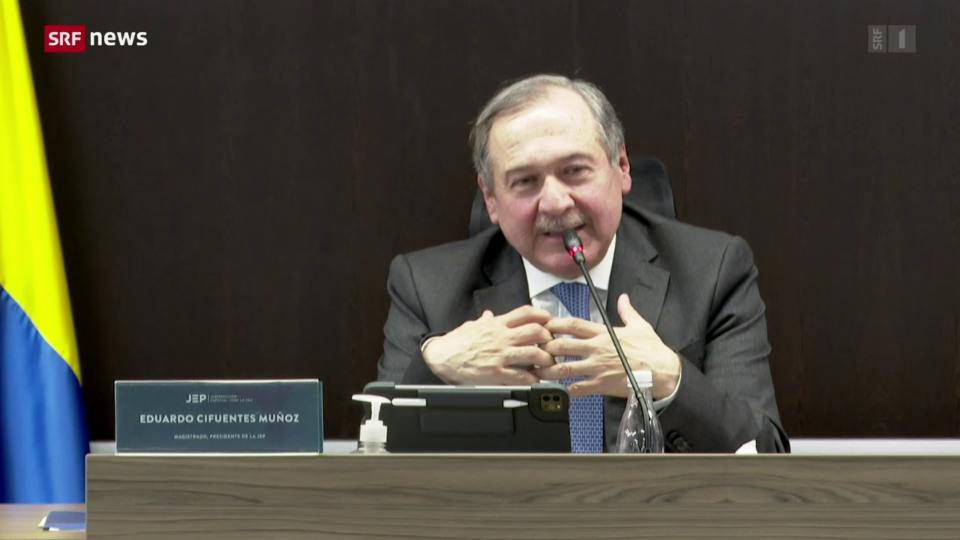 Eduardo Cifuentes Muñoz: «Es war ein geplantes vorsätzliches Handeln.»
