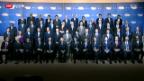 Video «Schweiz endlich am G20 Treffen» abspielen