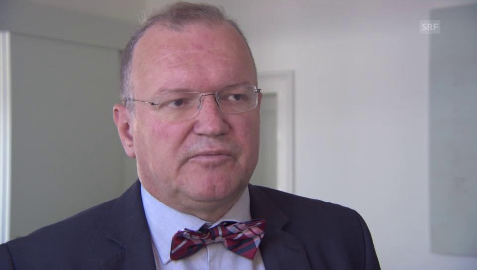 Claude Longchamp zum Generationenkonflikt