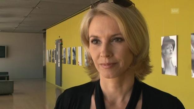 Video «Christine Maier über ihren Karriere-Schritt» abspielen