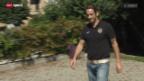 Video «Eishockey: Patrick Fischer, neuer Trainer des HC Lugano» abspielen