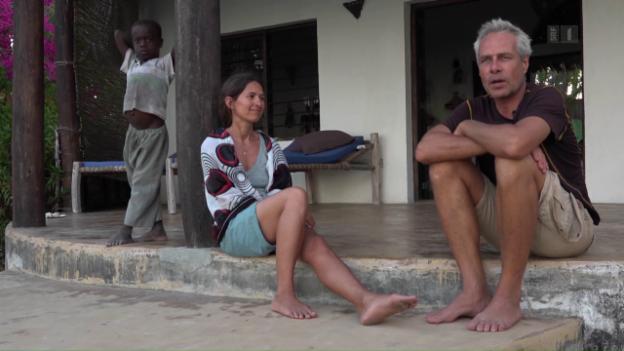 Video «Die Meeresgärtner von Sansibar» abspielen