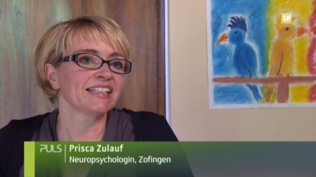 Video «Neuropsychologin Prisca Zulauf erklärt, wie eine richtige ADHS-Abklärung funktioniert» abspielen